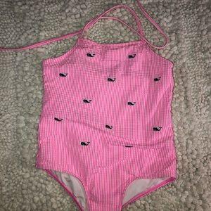 One piece Vineyard Vines bathing suit
